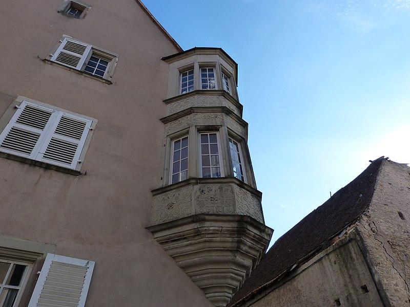 Photo du Monument Historique Hôpital situé à Fénétrange
