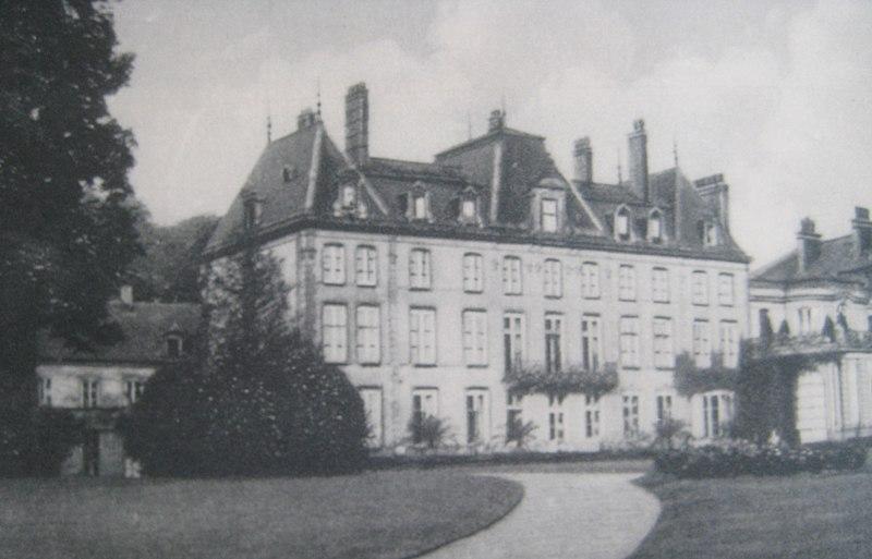 Photo du Monument Historique Domaine de Wendel et Château situé à Hayange