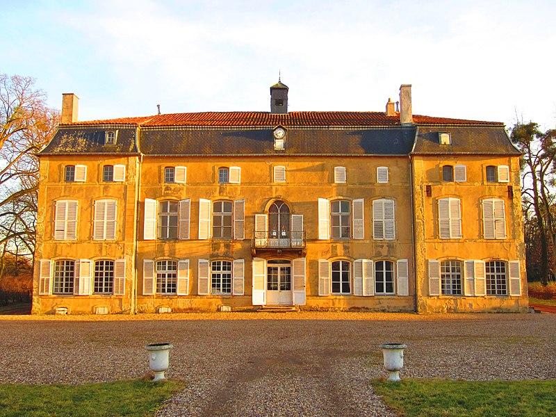 Photo du Monument Historique Château de Luc situé à Hayes