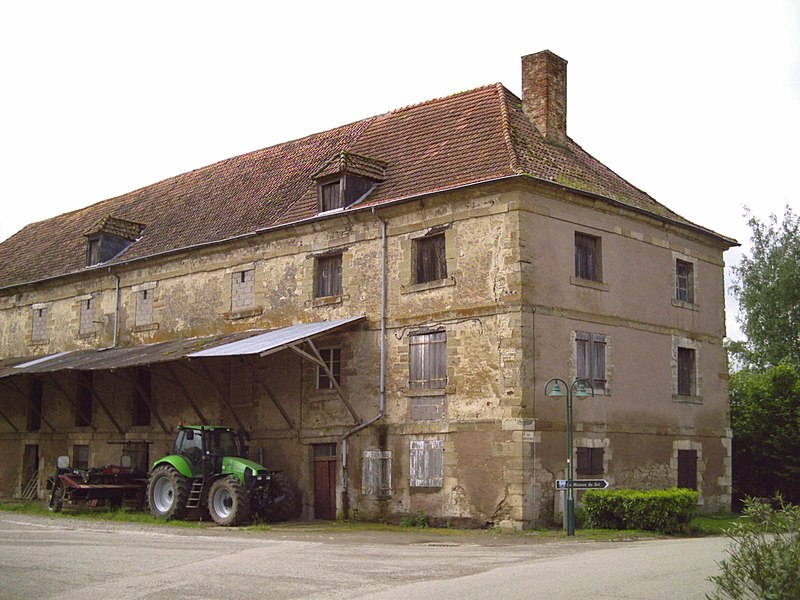 Photo du Monument Historique Caserne  , dite Caserne P situé à Marsal