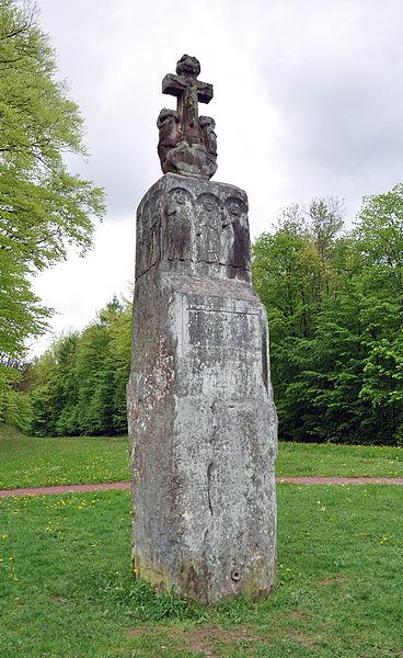 Photo du Monument Historique Autel druidique, à 3 kms sortie sud de la ville situé à Meisenthal