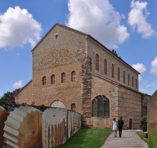 Photo du Monument Historique Ancienne abbaye Saint-Pierre situé à Metz
