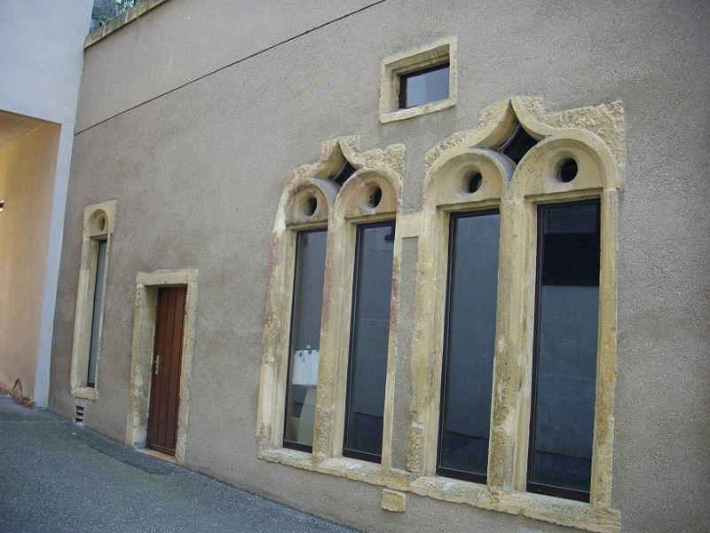 Photo du Monument Historique Chapelle du Petit-Saint-Jean situé à Metz