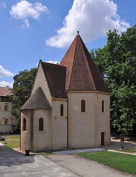 Photo du Monument Historique Chapelle des Templiers situé à Metz