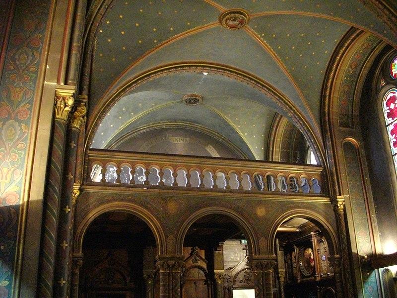 Photo du Monument Historique Collège des Jésuites (ancienne abbaye Saint-Clément) situé à Metz