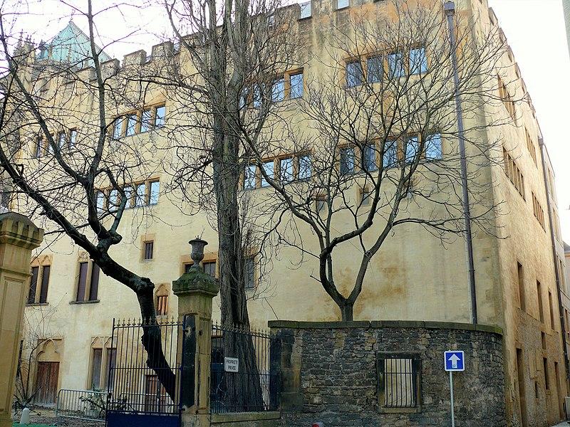 Photo du Monument Historique Ancienne commanderie Saint-Antoine situé à Metz