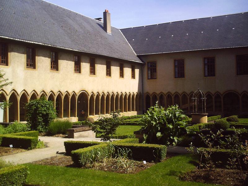Photo du Monument Historique Couvent des Récollets situé à Metz