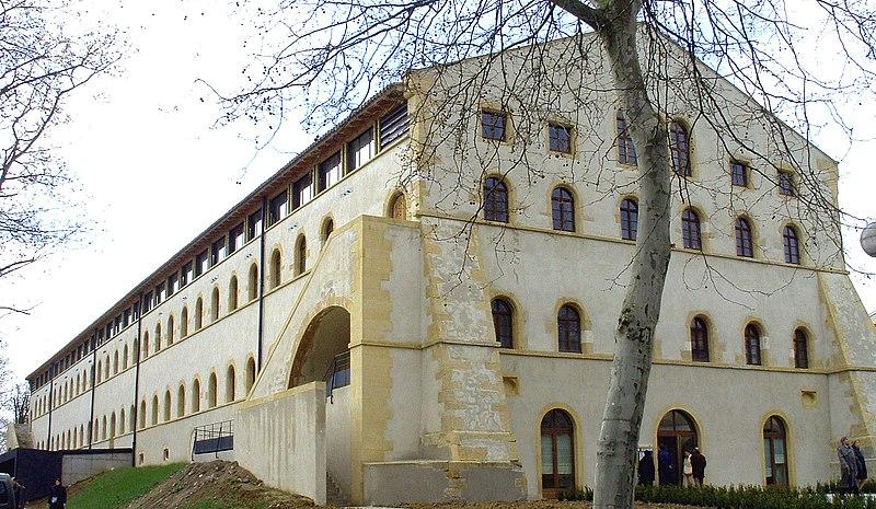 Photo du Monument Historique Immeuble dit Grand magasin de la Citadelle situé à Metz