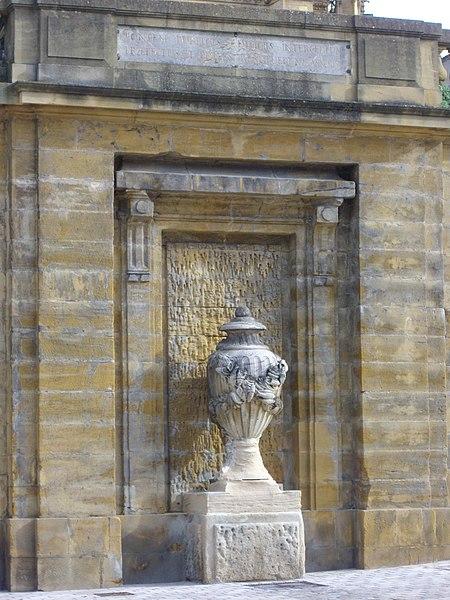 Photo du Monument Historique Place Saint-Etienne situé à Metz