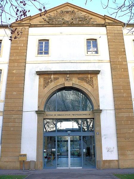 Photo du Monument Historique Quartier Moselle situé à Metz