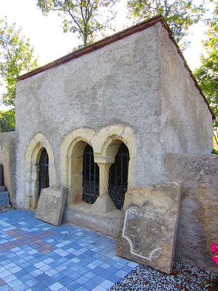 Photo du Monument Historique Ossuaire situé à Niedervisse
