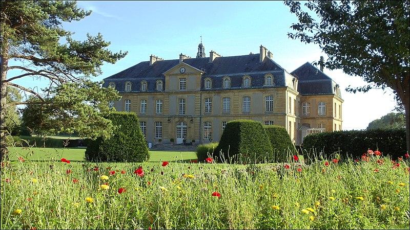 Photo du Monument Historique Château situé à Pange