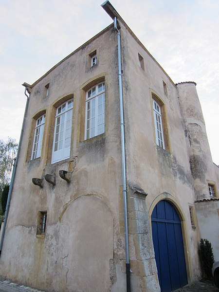 Photo du Monument Historique Immeuble situé à Plappeville