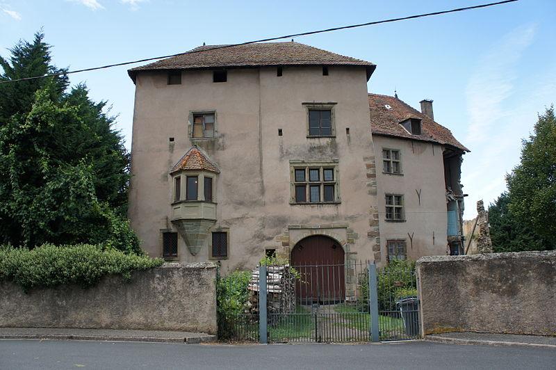 Photo du Monument Historique Château de Réchicourt situé à Réchicourt-le-Château