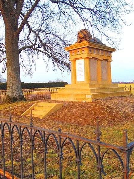 Photo du Monument Historique Monument du 1er Corps d'Armée allemand situé à Retonfey