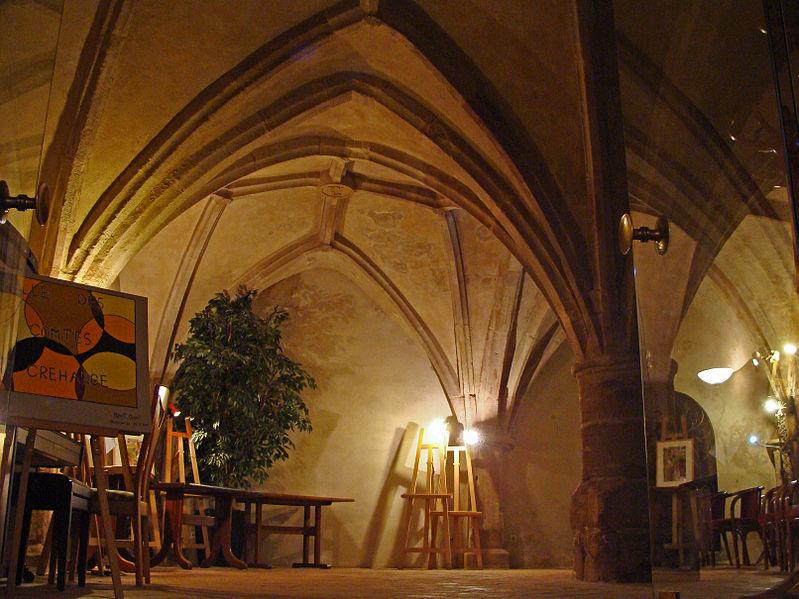 Photo du Monument Historique Chapelle des Comtes de Créhange situé à Saint-Avold