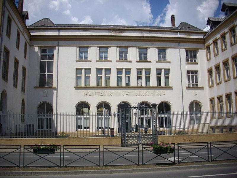 Photo du Monument Historique Hôtel d'Eltz situé à Thionville