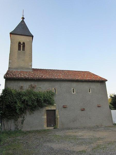 Photo du Monument Historique Chapelle Saint-Barthélémy situé à Vantoux