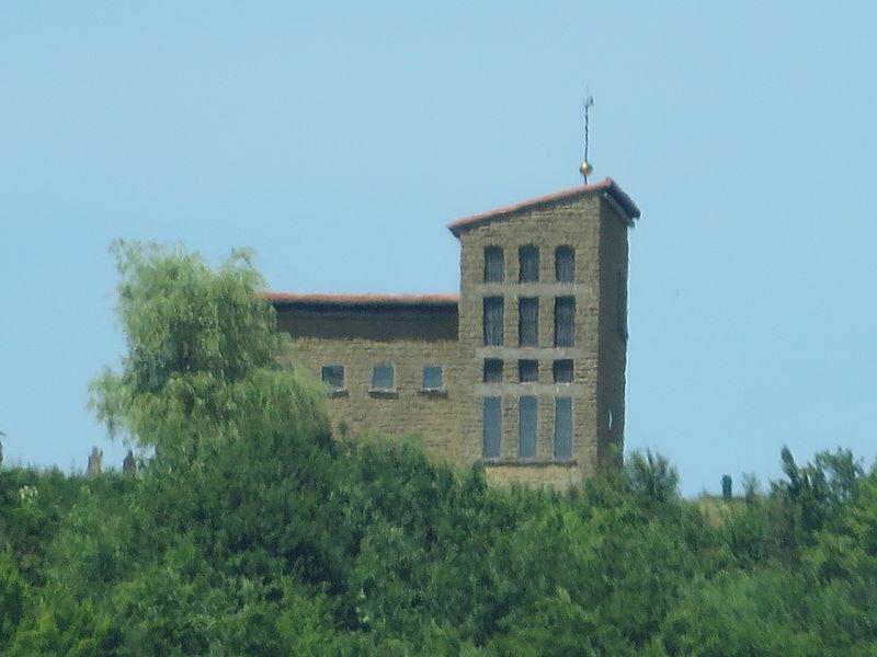Photo du Monument Historique Chapelle de Hackenberg situé à Veckring