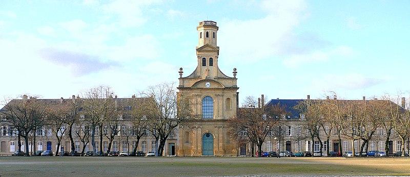 Photo du Monument Historique Eglise Saint-Simon et Saint-Jude situé à Metz