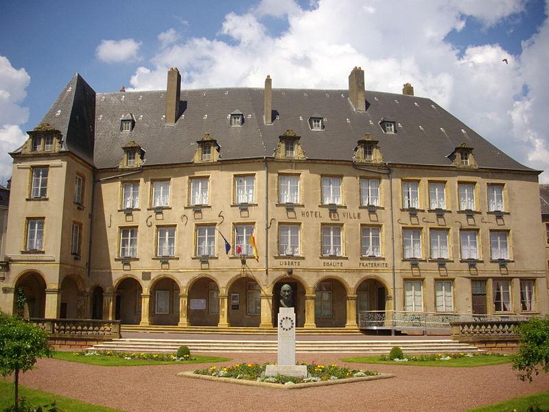 Photo du Monument Historique Couvent des Clarisses situé à Thionville