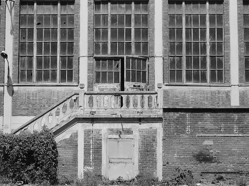 Photo du Monument Historique Carreau Cuvelette situé à Freyming-Merlebach