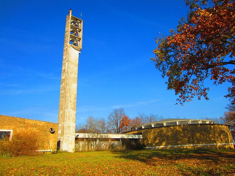 Photo du Monument Historique Eglise Saint-Maximin situé à Boust
