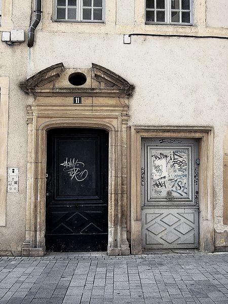 Photo du Monument Historique Immeuble situé à Metz