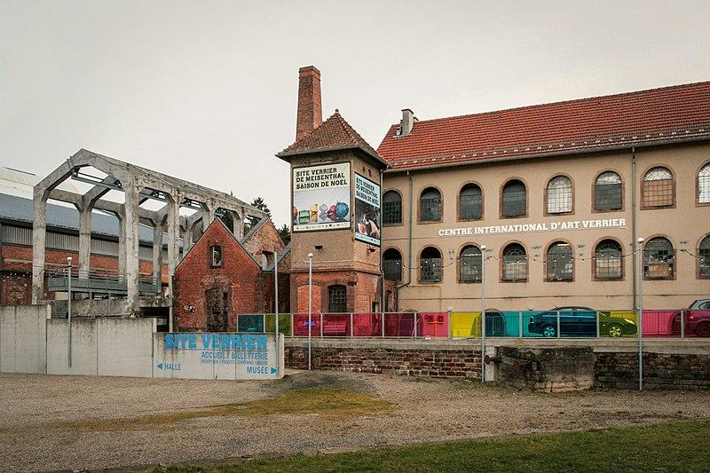 Photo du Monument Historique Maison du maître-verrier Martin Walter situé à Meisenthal