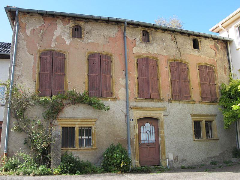 Photo du Monument Historique Ancienne maison du pasteur Paul Ferry, dite le Migomay situé à Plappeville