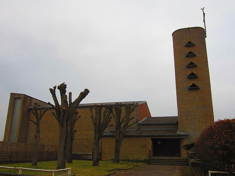 Photo du Monument Historique Eglise de la Nativité de la Vierge situé à Fleury