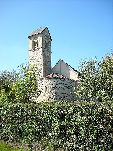 Photo du Monument Historique Eglise situé à Avrée