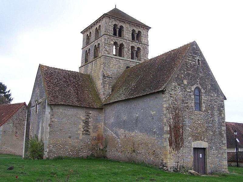 Photo du Monument Historique Eglise Saint-Laurent situé à Béard