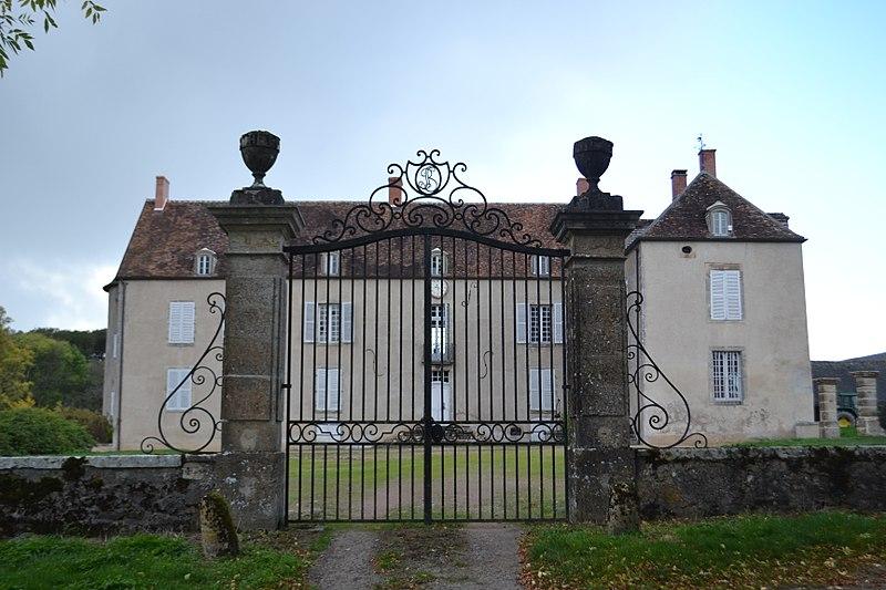 Photo du Monument Historique Château de Quincize situé à Blismes