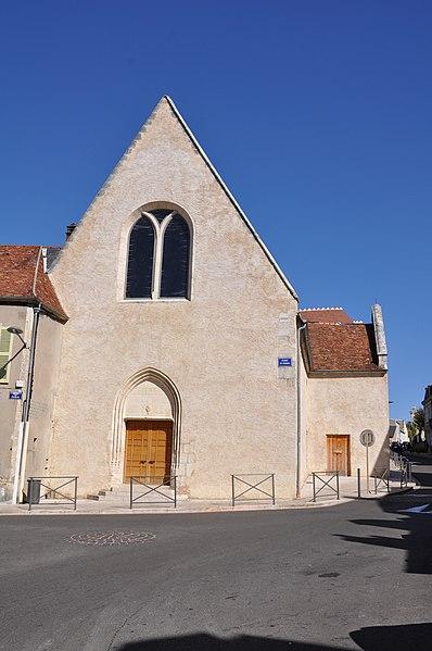 Photo du Monument Historique Eglise Saint-Pierre situé à Charité-sur-Loire (La)