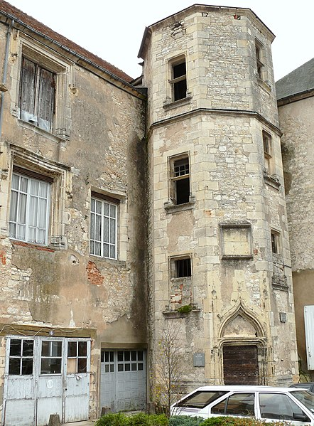 Photo du Monument Historique Immeuble situé à La Charité-sur-Loire