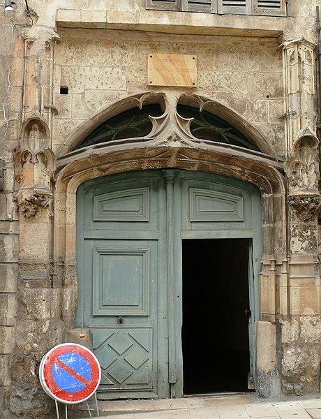 Photo du Monument Historique Maison situé à Charité-sur-Loire (La)
