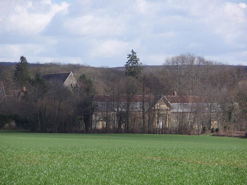 Photo du Monument Historique Chartreuse de Bellary situé à Châteauneuf-Val-de-Bargis