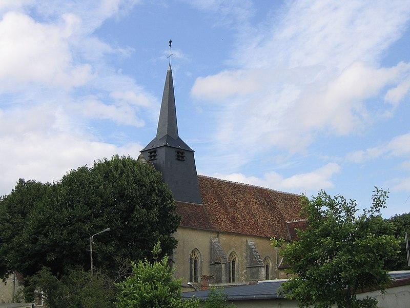 Photo du Monument Historique Eglise situé à Ciez