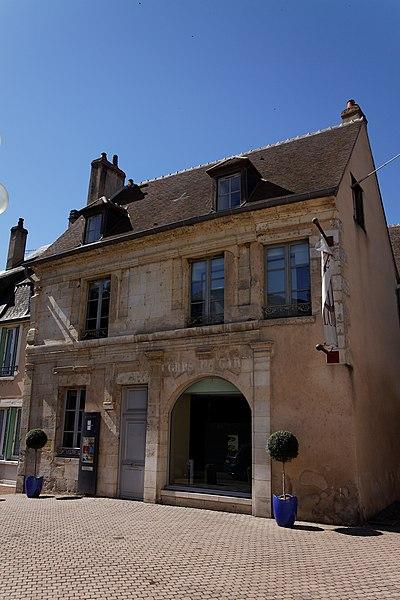 Photo du Monument Historique Couvent des Augustins situé à Cosne-Cours-sur-Loire