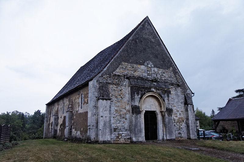Photo du Monument Historique Eglise Saint-Martin-du-Pré situé à Donzy