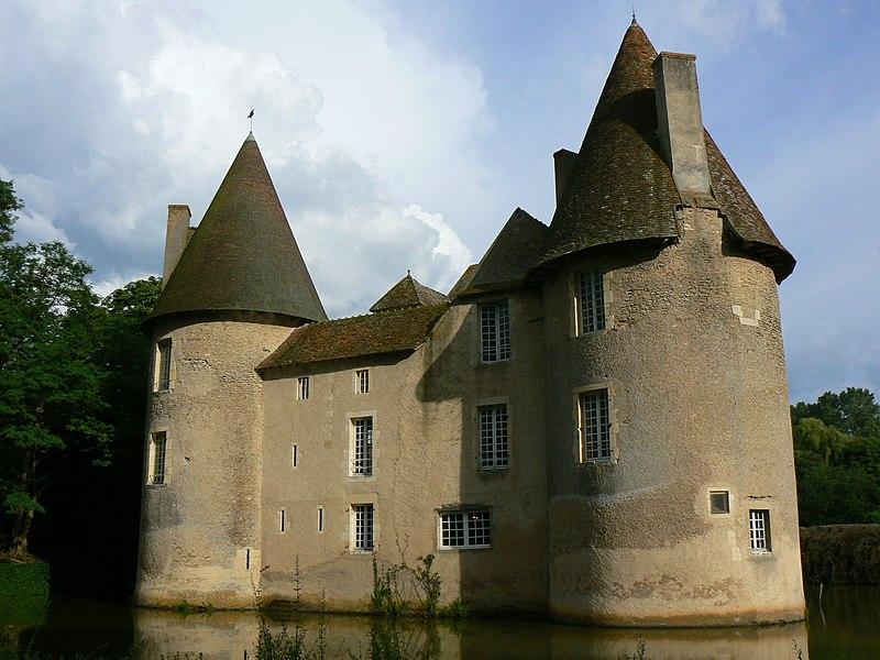 Photo du Monument Historique Château du Marais situé à Gimouille