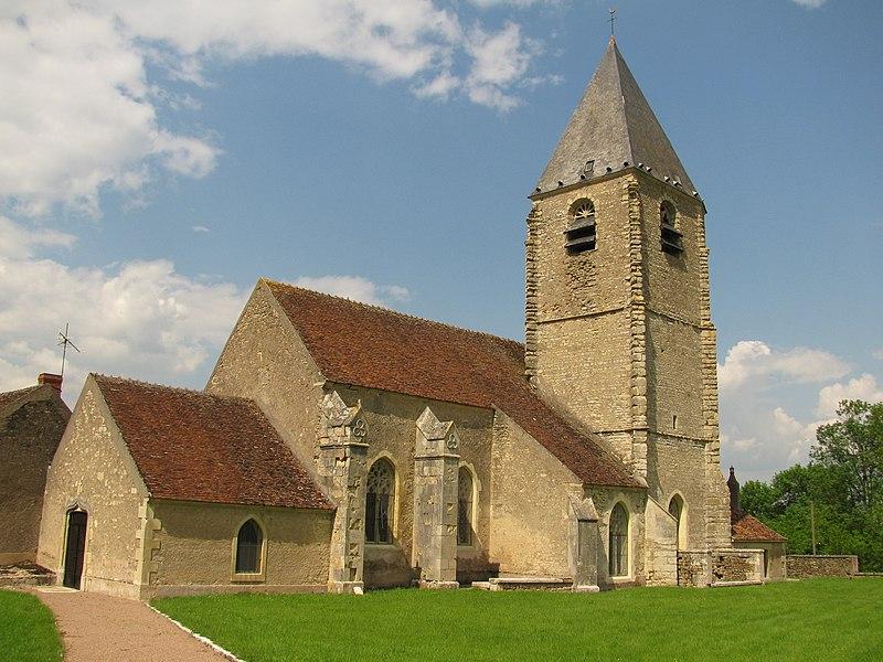 Photo du Monument Historique Eglise situé à Lys