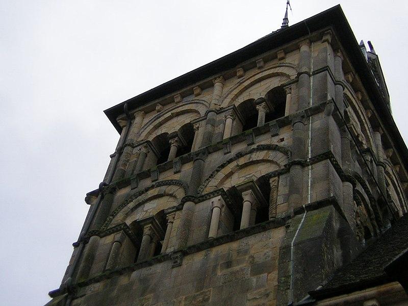 Photo du Monument Historique Eglise Saint-André situé à Marzy