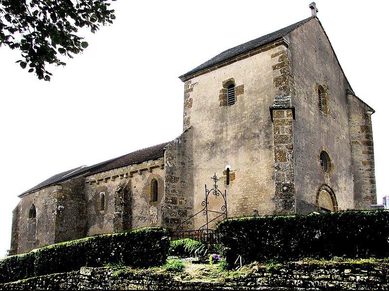 Photo du Monument Historique Chapelle de Mont-Sabot situé à Neuffontaines