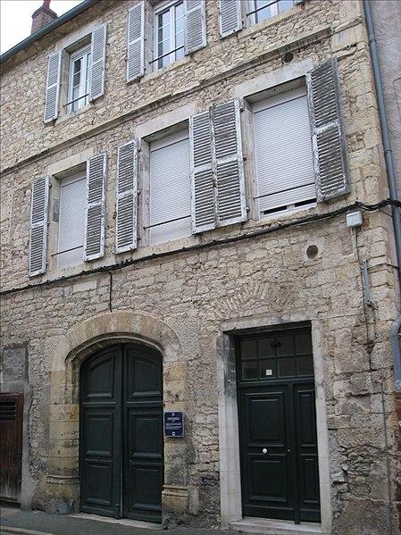 Photo du Monument Historique Abbaye de Fontmorigny situé à Nevers