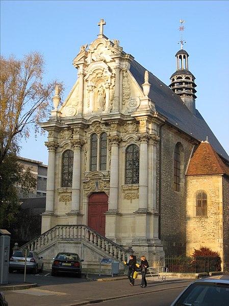 Photo du Monument Historique Couvent des Soeurs de la Charité situé à Nevers