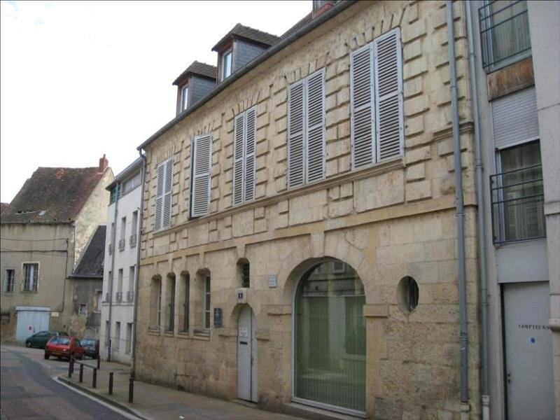 Photo du Monument Historique Ancienne faiencerie de l'Autruche situé à Nevers