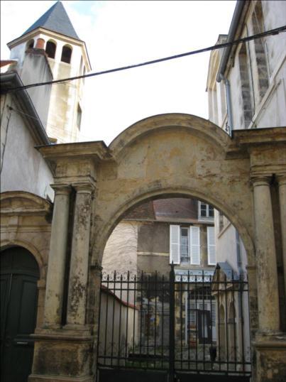 Photo du Monument Historique Hôtel de Fontenay situé à Nevers