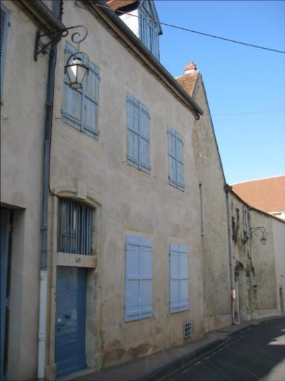 Photo du Monument Historique Maison situé à Nevers